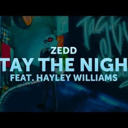 Stay The Night By Hayley Williams - cecpnoddown