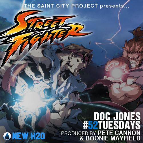 Doc Jones - Street Fighter