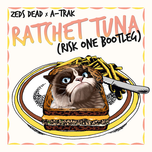 LAZER BEAMS | Zeds Dead x A-Trak - Ratchet Tuna (Risk One Bootleg)