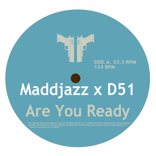HOUSE | Maddjazz x D51 - Are You Ready