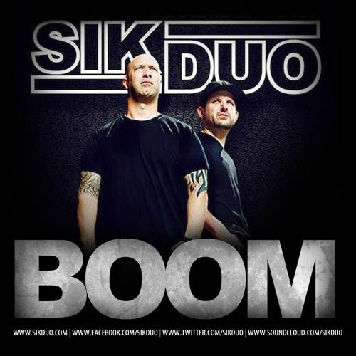 ELECTRO | SikDuo - BOOM (Main Mix)