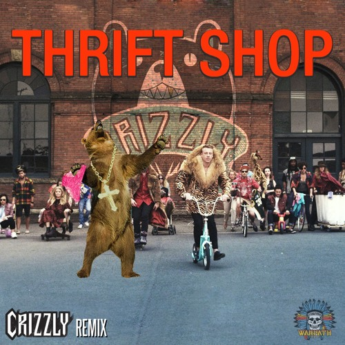 BOOTLEG | Macklemore & Ryan Lewis - Thrift Shop (Crizzly Remix)