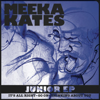 Listen to a new rock song Thinking About You - Meeka Kates