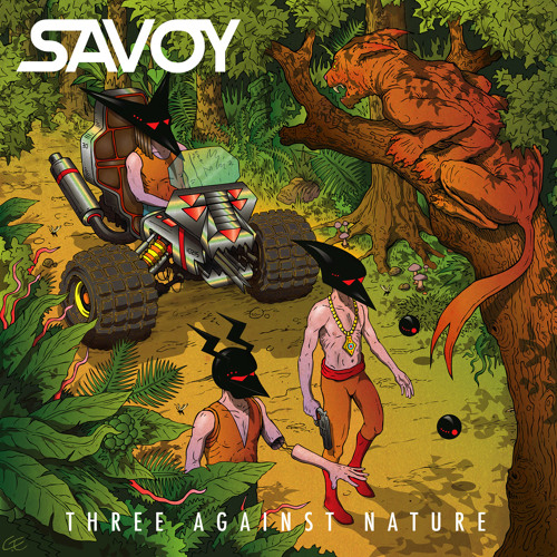 Savoy - I Wouldn't Mind (Original Mix) +3