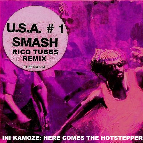 Ini Kamoze - Hostepper (Rico Tubbs Remix)