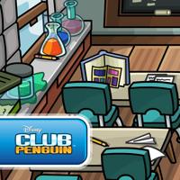 Club Penguin University Theme