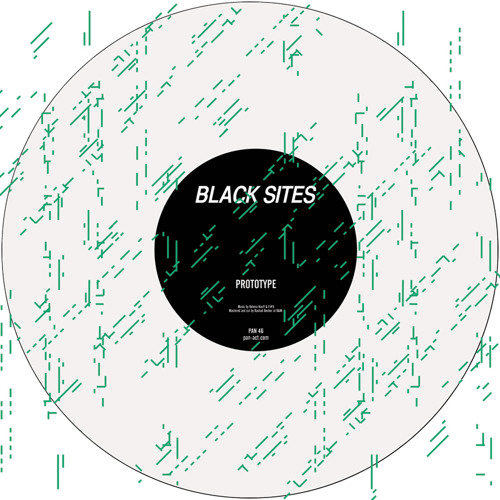 Black Sites (Helena Hauff & F#X) 'Prototype' (PAN 46)