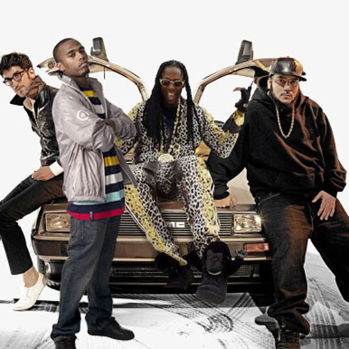 The Hood Internet - Over Your Head (B.o.B. & 2 Chainz x Chromeo)