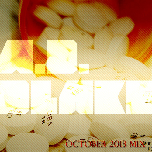 DLake - A.D.DLake [October 2013 DJ Mix]
