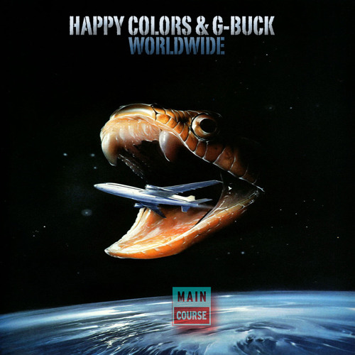 Happy Colors & G - Buck - Worldwide