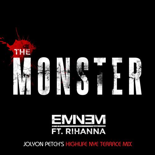 Eminem ft. Rihanna - The Monster (Jolyon Petch's Highlife NYE Terrace Mix)