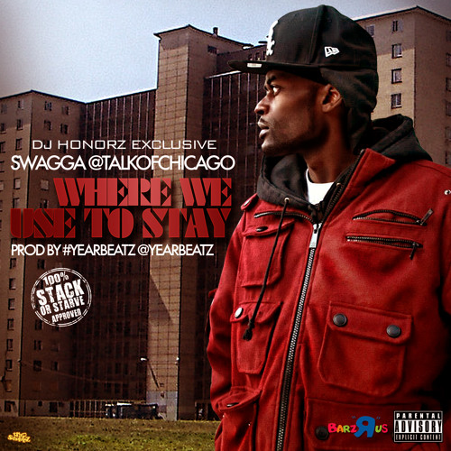 Swagga - Where We Used To Stay {via Dj Honorz} #undeRated