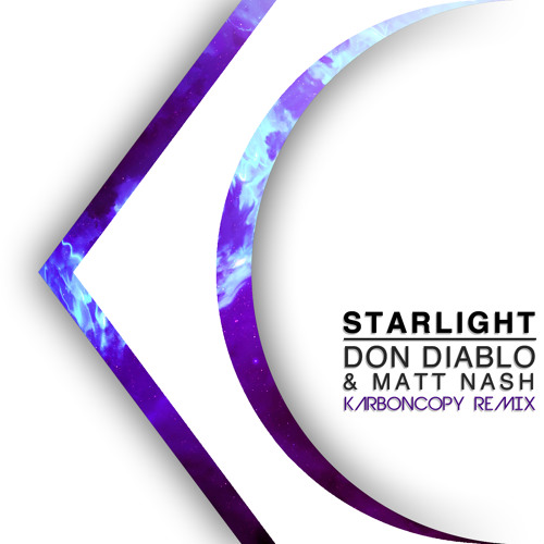Starlight (Karboncopy Remix) - Don Diablo & Matt Nash