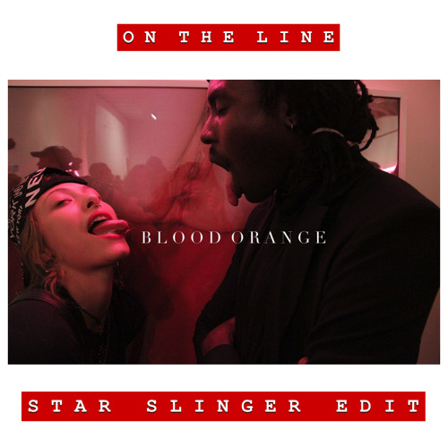 blood orange star slinger edit