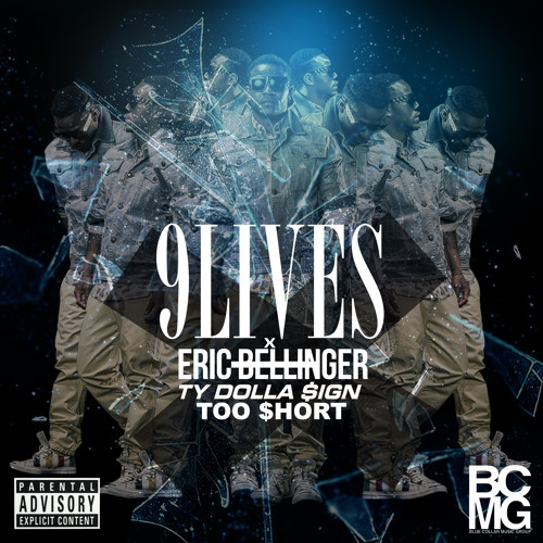 """9 LIVES"" @EricBellinger Feat. @TooShort & @TyDollaSign (THE REBIRTH FEBRUARY 11TH)"