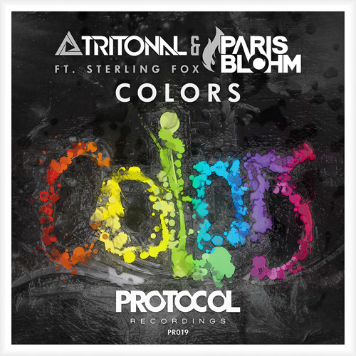Tritonal & Paris Blohm feat. Sterling Fox - Colors (John Chamberlain Remix)