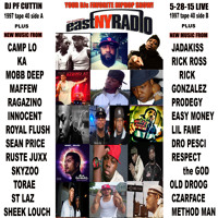 EastNYRadio PF CUTTIN LIVE  5-28-15